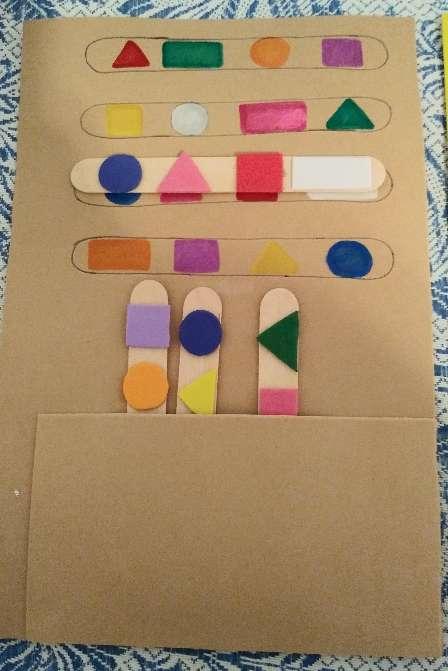 Imagen producto Libros sensoriales y educativos de goma eva 7