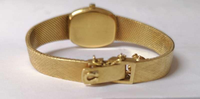 Imagen producto Reloj omega todo oro 3