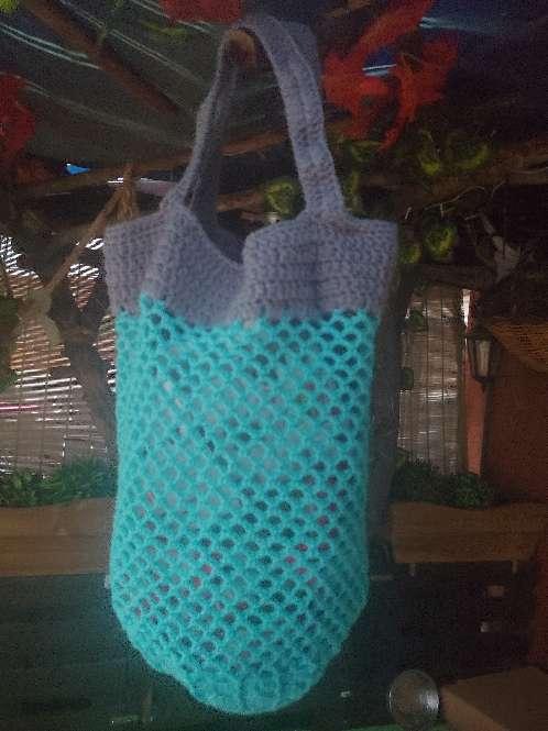 Imagen Bolsa de crochet