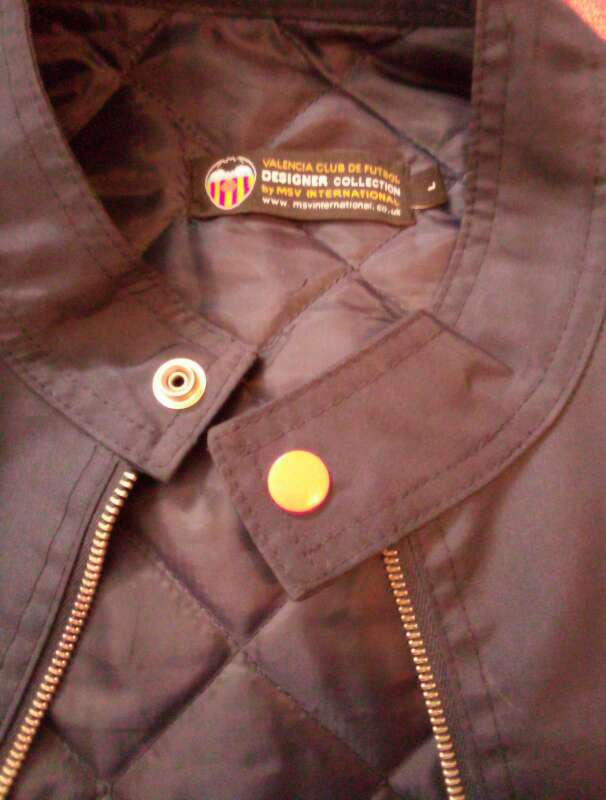 Imagen chaqueta oficial del vcf