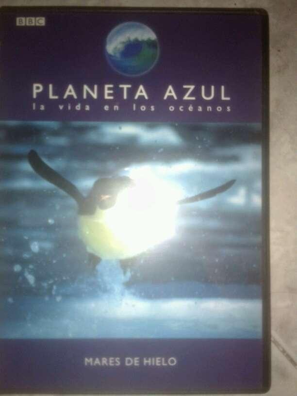 Imagen dvd planeta azul