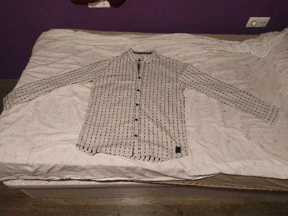 Imagen Camisa anerkjendt estrellada XL
