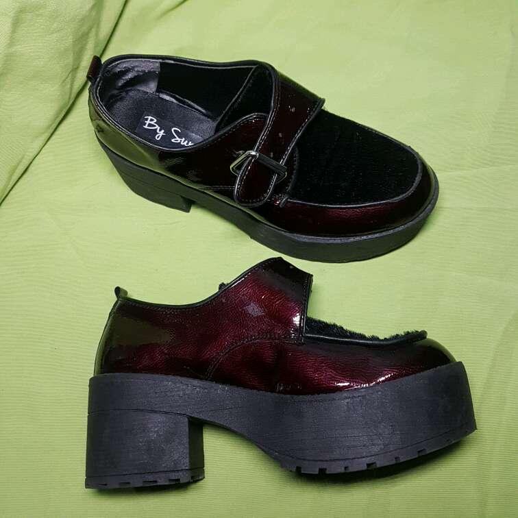 Imagen zapatos tipo bota talle 40