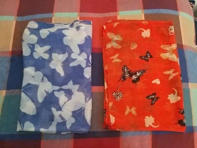 Imagen pañuelos mariposas