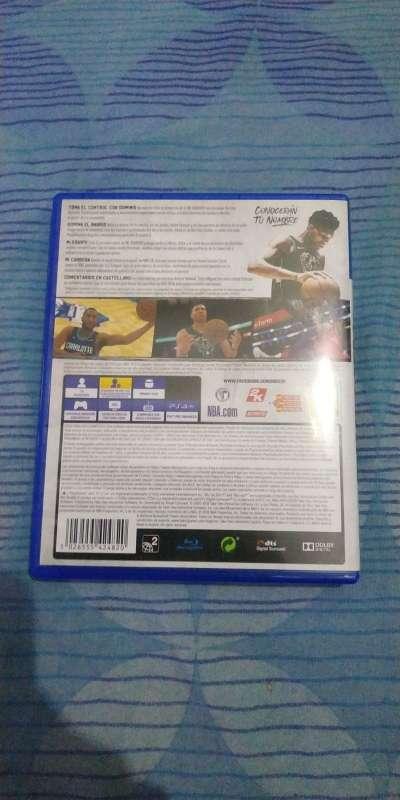 Imagen producto Juego ps4 baloncesto NBA 2k 2