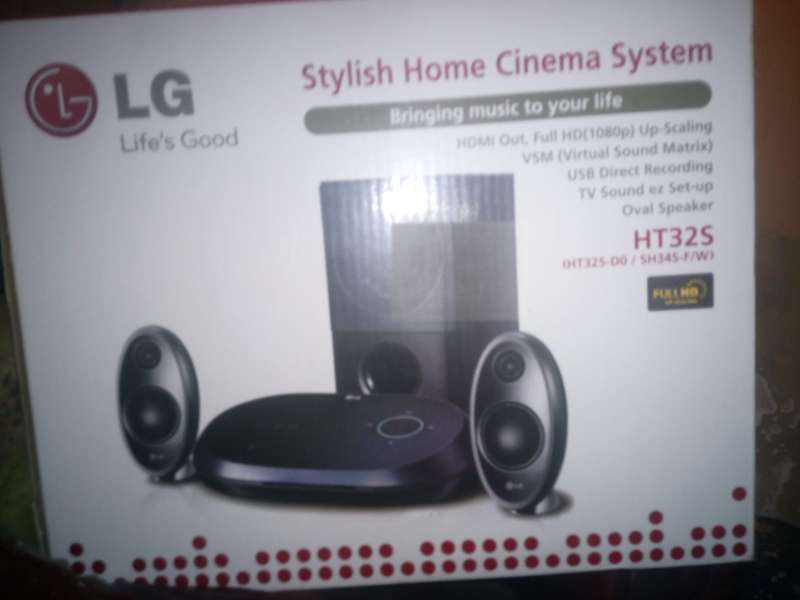 Imagen home cinema