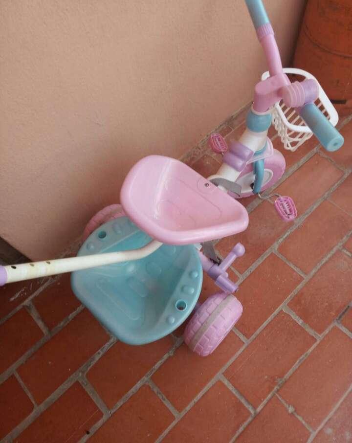 Imagen producto Triciclo niña 2