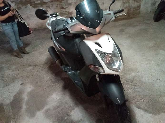Imagen moto Kymco agily citi 125cc valencia