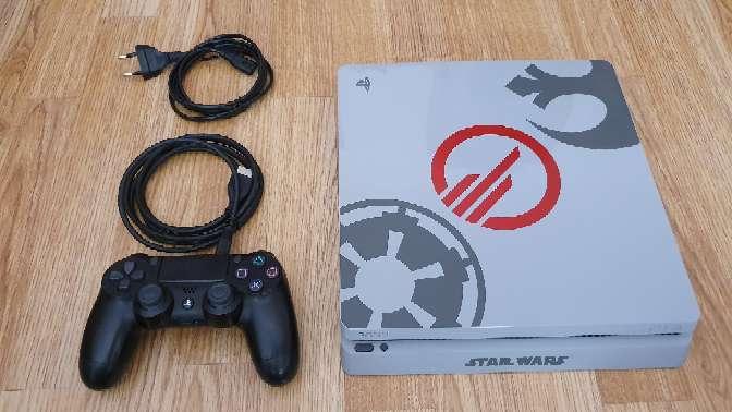 Imagen producto Ps4 slim 1tera versión limitada star wars 2