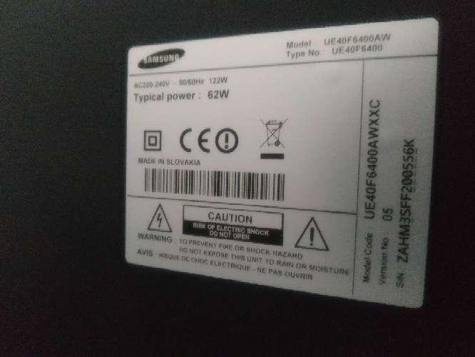 Imagen producto TV Samsung 40