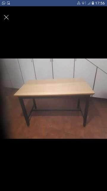 Imagen mesa de madera