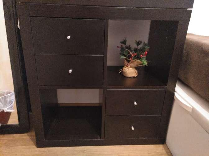 Imagen mueble con 4 cajones