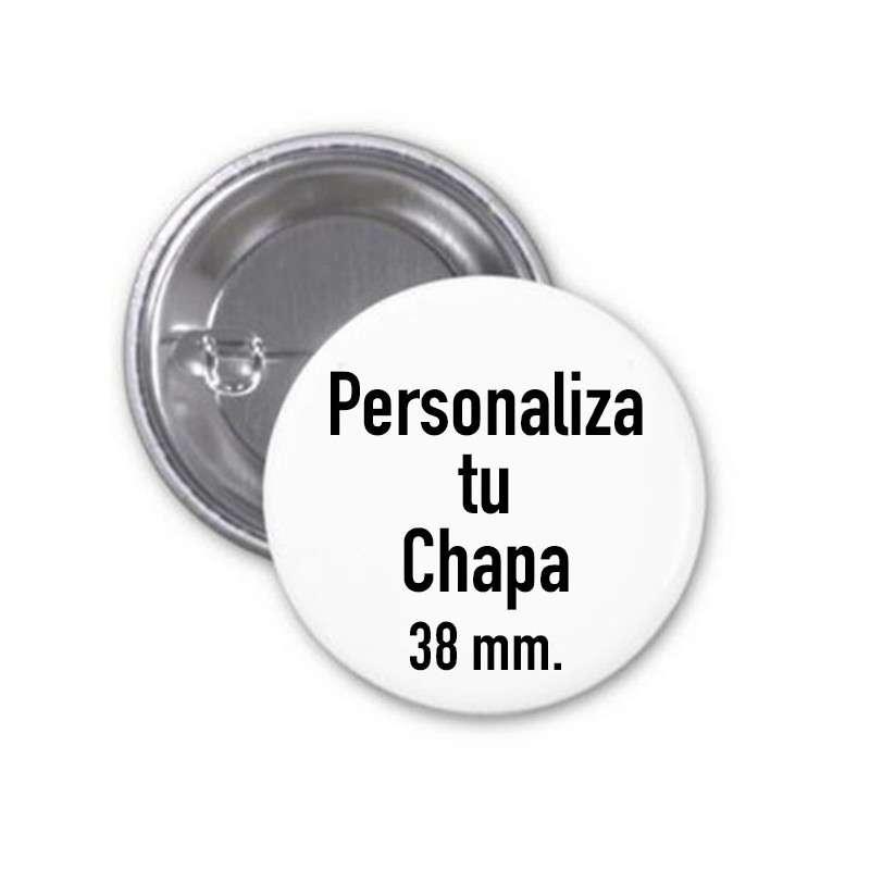 Imagen producto Chapas Personalizadas  3