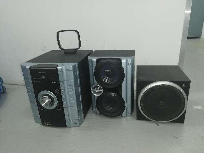Imagen Mini cadena Sony