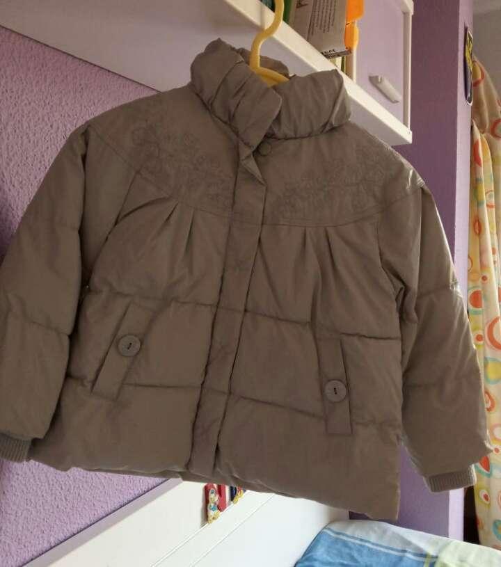 Imagen abrigo niña
