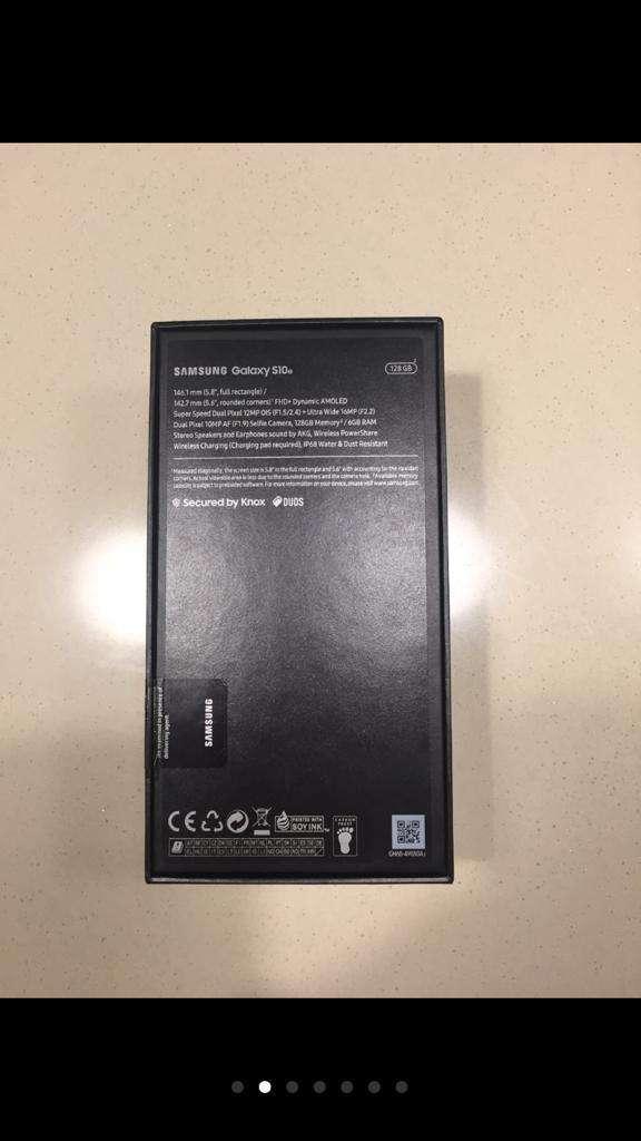 Imagen producto SAMSUNG S10e 2