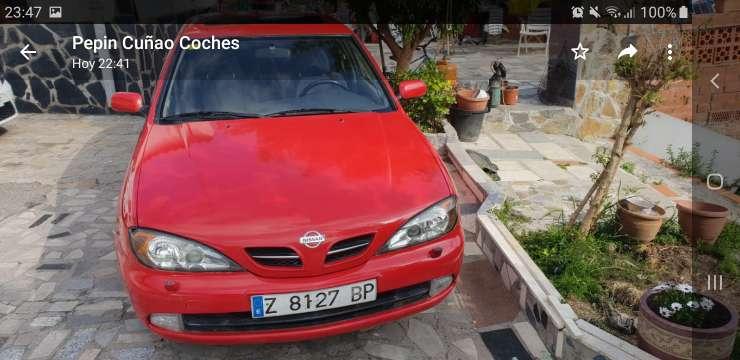 Imagen Nissan primera gt sport gasolina