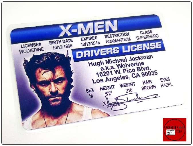 Imagen Acreditación de Lobezno / Wolverine X man