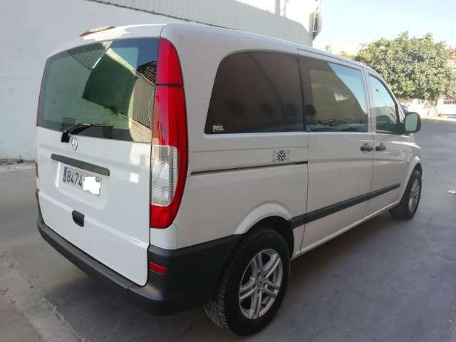 Imagen producto Mercedes Vito 109 CDI 4