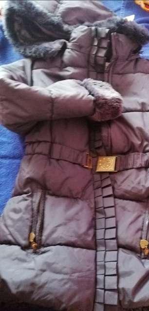 Imagen Abrigo con capucha
