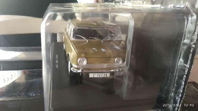 Imagen producto Miniaturas coches 1/24 2