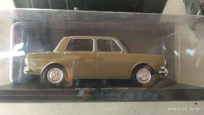 Imagen Miniaturas coches 1/24