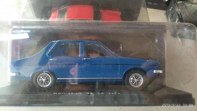 Imagen producto Miniaturas coches 1/24 5