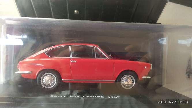Imagen Seat 850 sport coupé 1/24