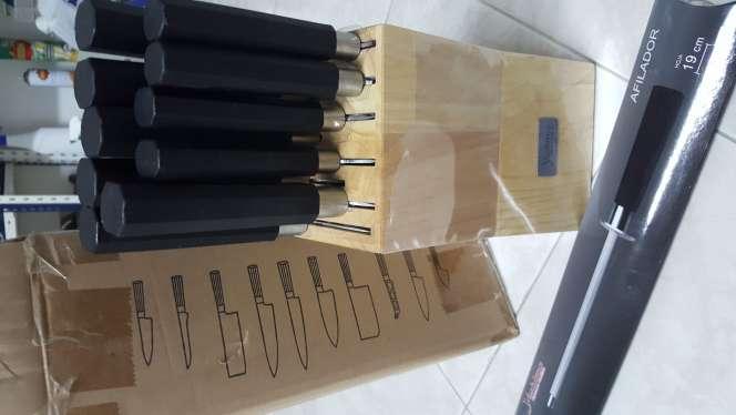 Imagen Set de cuchillos