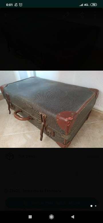 Imagen maleta antigua