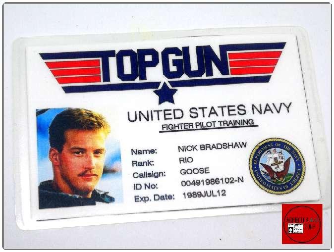 Imagen Acreditaciones de Top Gun