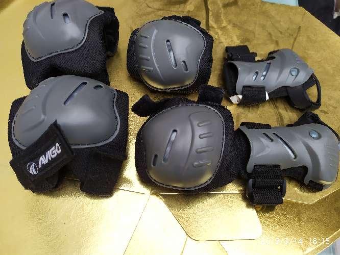 Imagen producto Conjunto protección patines 2