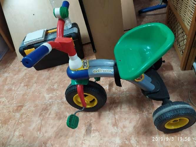 Imagen triciclo niños