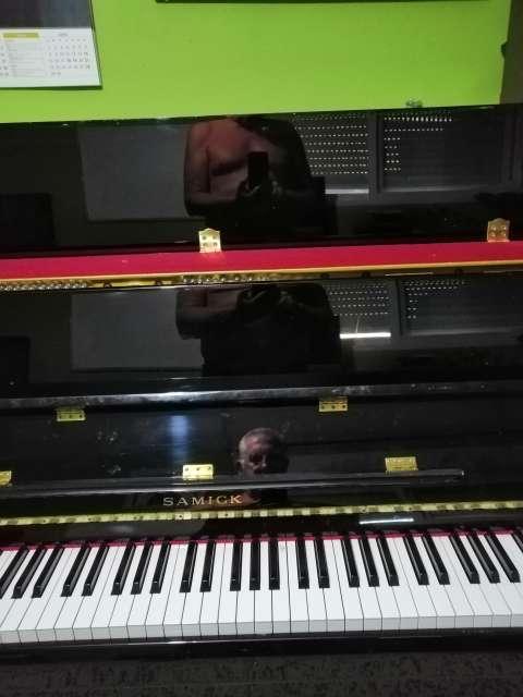 Imagen Piano samick vertical acustico de 2013