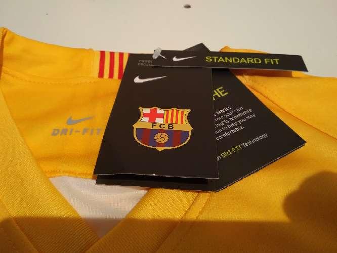 Imagen producto Camiseta fútbol Barcelona  3
