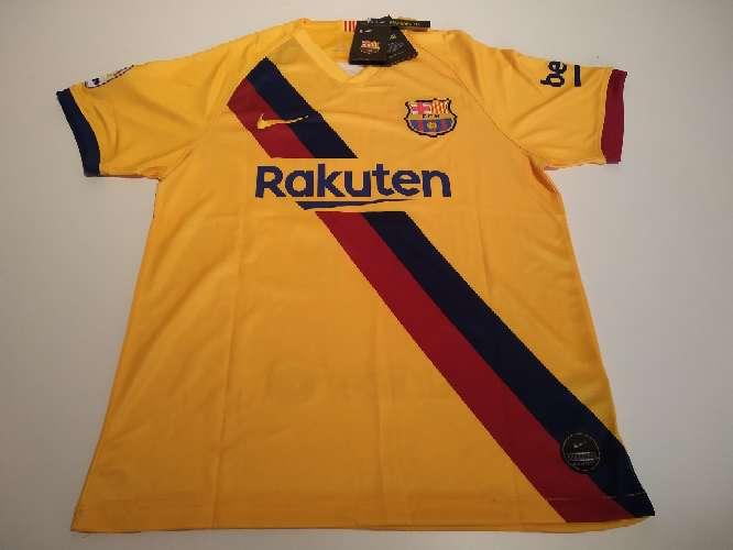 Imagen camiseta fútbol Barcelona