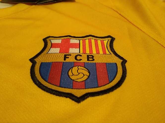 Imagen producto Camiseta fútbol Barcelona  4