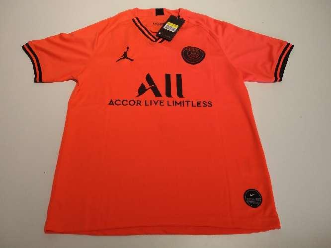 Imagen camiseta fútbol psg