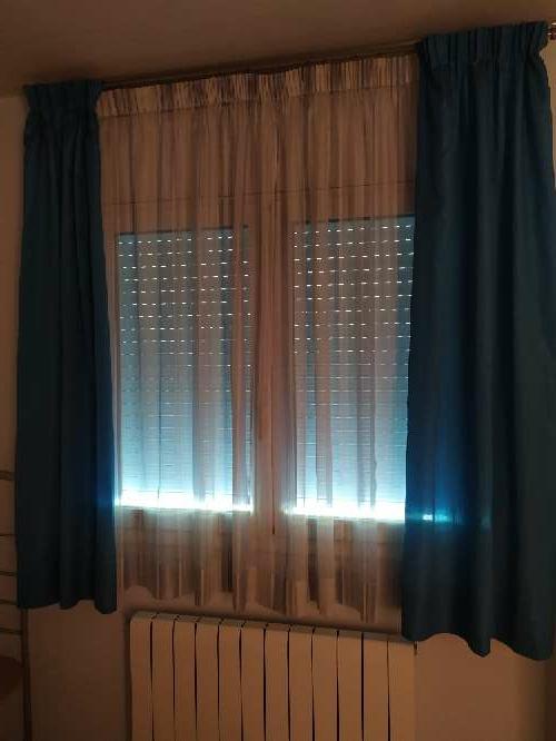 Imagen Cortina azul