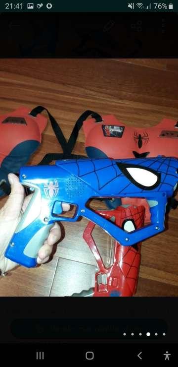 Imagen producto Láser Spiderman 4