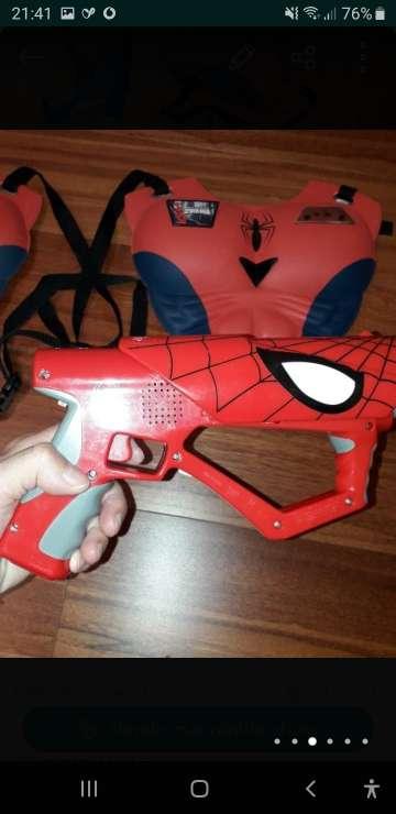 Imagen producto Láser Spiderman 3