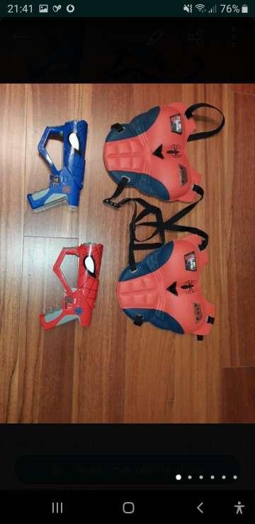 Imagen Láser Spiderman