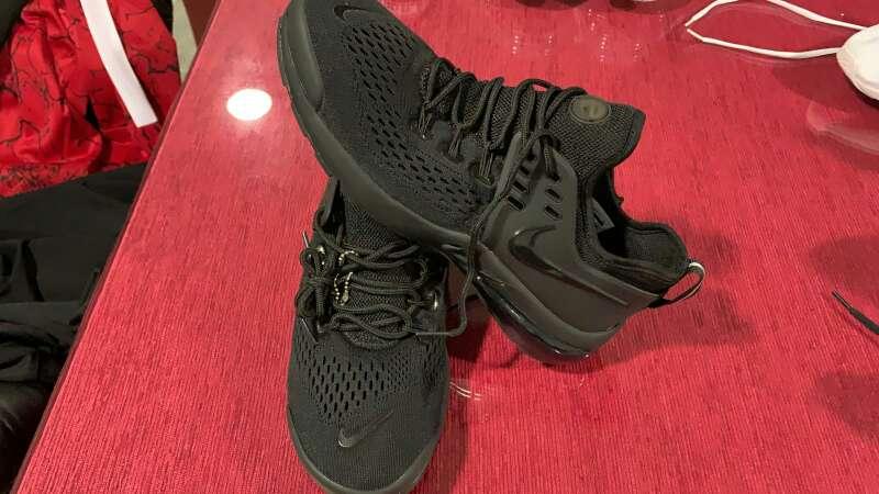 Imagen zapatillas nike negras