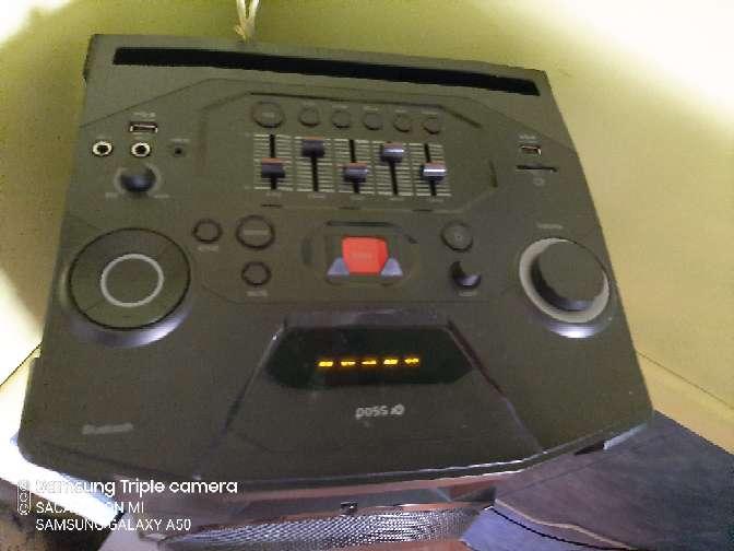 Imagen producto Equipo de música 400w  2