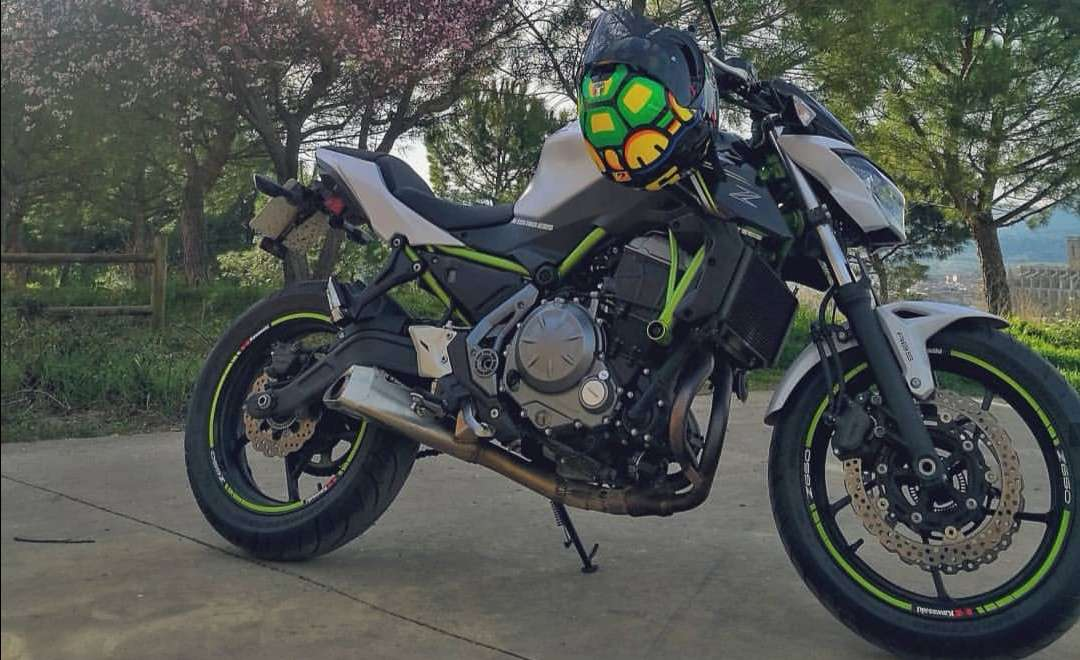Imagen Kawasaki z650