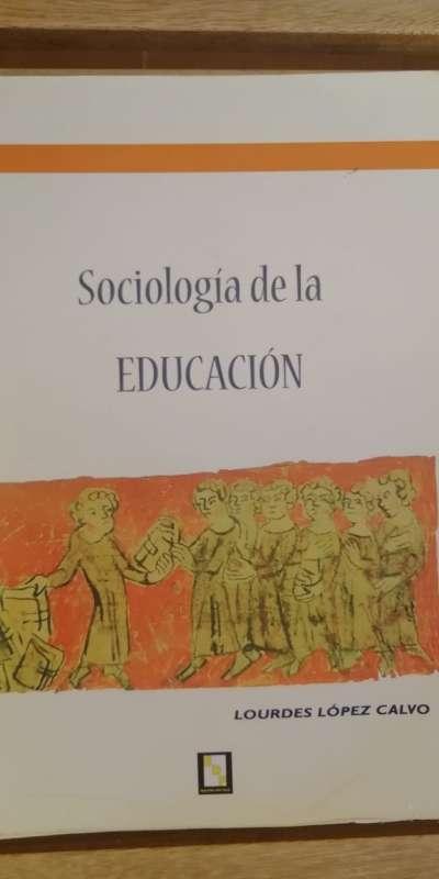 Imagen Sociología de la educación