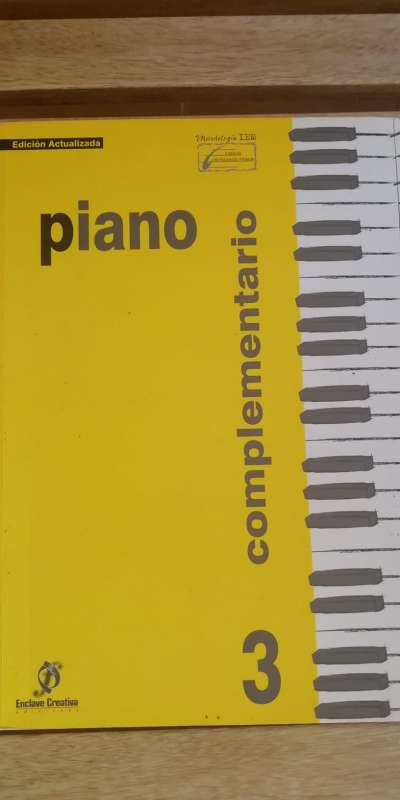 Imagen Libro piano complementario 3