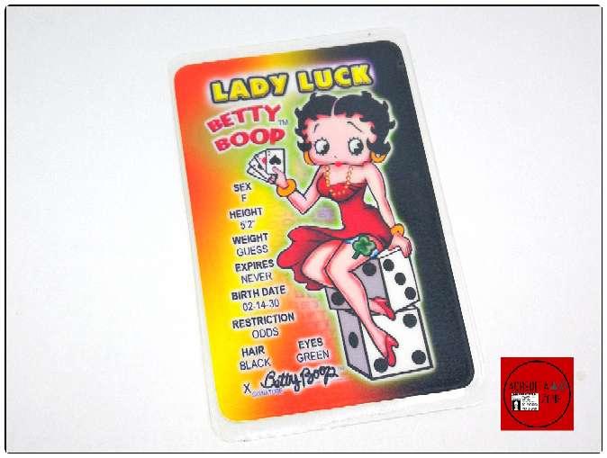 Imagen Acreditaciónes de Betty Boop