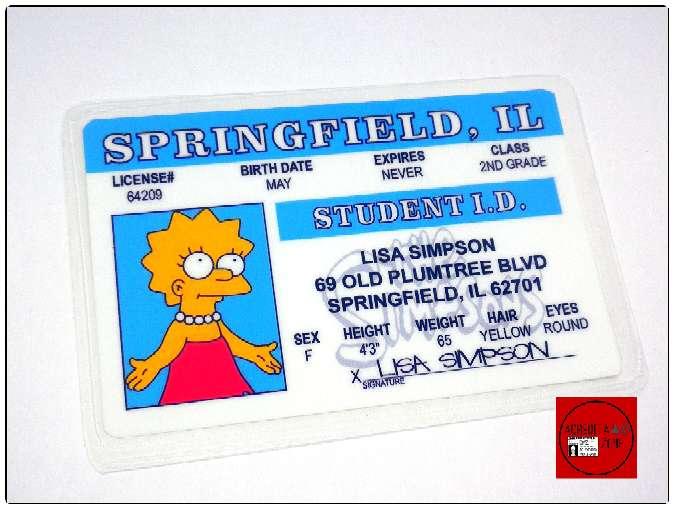 Imagen Acreditaciones de Los Simpsons