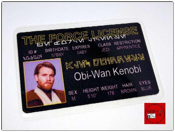 Imagen Acreditaciones de todos los personajes de Star Wars.